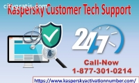 Connect with our Kaspersky Customer Tec