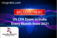 CPA EXAM AVAILABLE IN INDIA