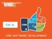 CRM Software Development Company in Delh