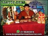 CRUZ CURANDERO PERUANO SANTOS