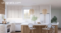 Custom Kitchen Cabinets Alexandria VA