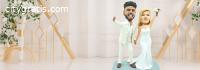 Custom Wedding Bobbleheads   1 720243139