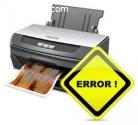 Dell Printer Error Code 077-900