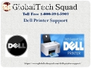 Dell Printer Toll Free 1-800-294-5907
