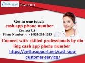 dialing cash app phone number