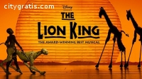 Discount The Lion King Tickets