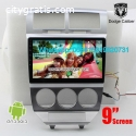 Dodge Caliber Car audio radio android GP