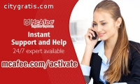 Download & Activate McAfee