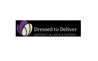 Dressed to Deliver-coralie labor gown