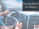 Driving Lessons In Calgary