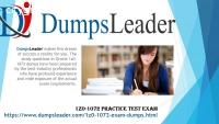 DumpsLeader Oracle 1z0-1072 Exam