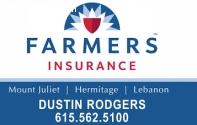 Dustin Rodgers Farmers Insurance Agency