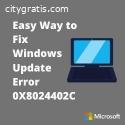 Easy Way to Fix Windows Update Error 0X8