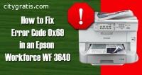 Epson Error Code 0X69 - SOLUTION