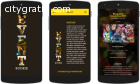 Event Android Mobile App Template - $99