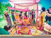 Exotic destination wedding in lucknow