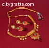 Fashionable Necklace on Wholesale from J