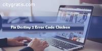 Fix Destiny 2 Error Code Chicken