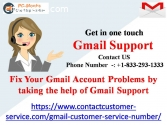 Fix Your Gmail Account Problems by takin