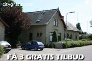 Flyttefirma Glostrup - 3 gratis tilbud
