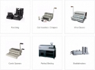 FOR SALE: BOOKBINDING EQUIPMENT