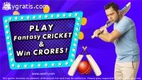 Free Fantasy Cricket App