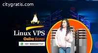 Fully Controllable Linux VPS