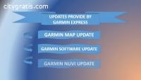 Garmin Express Map Updates