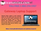Gateway Laptop Support | Toll-Free:1-800