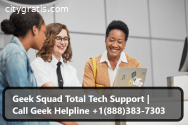 Geek Squad Total Tech Support |