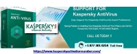Get Help from Kaspersky Support Phone Nu