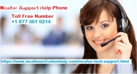 Get Help To Mcafee Support Help Phone
