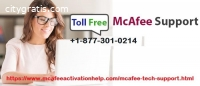 Get Help To Mcafee Support Number