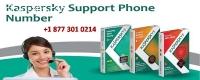 Get instant solution for your Kaspersky