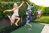 Get Know Why Rectangular Trampoline is G