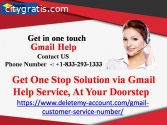 Get One Stop Solution via Gmail Help Ser