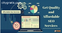 Get Quality and Affordable SEO Services