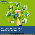 Get Quality Electrical Repair In Chicago