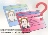 Get real and fake documents at Fidelity