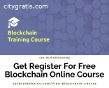 Get Register For Free Blockchain Online