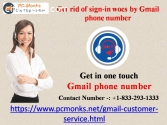 Get rid of sign-in woes by Gmail phone n