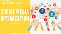 Get social media optimization services w