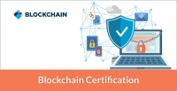 Get Your Blockchain Certfication Today