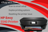 Get your HP Envy 5540 Setup within minut