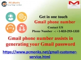 Gmail phone number assists in generating