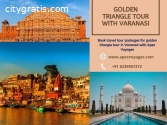 Golden Triangle Tour with Varanasi | Get