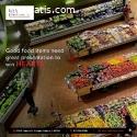 Good food items need great presentation