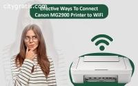 Guide Connect Canon Pixma Mg2900 Wifi Se