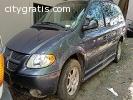 Handicapped Van - 2002 Dodge G Caravan