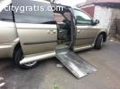 Handicapped Van - 2003 Dodge G Caravan